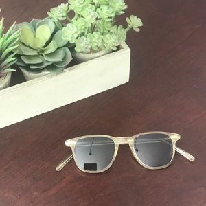 Kilsgaard Yellow Crystal Sunglasses